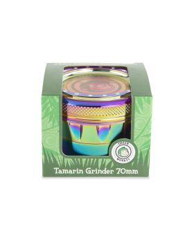 GM GRINDER TAMARIN 70MM RAINBOW