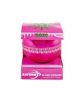 OOZE SATURN GRINDER PINK 1CT