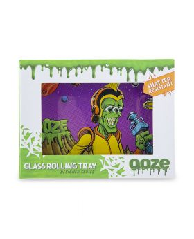 OOZE GLASS TRAY SMALL INVASION