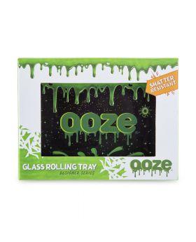 OOZE GLASS TRAY SMALL OOZE LOGO