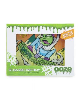 OOZE GLASS TRAY SMALL SLIME CAR