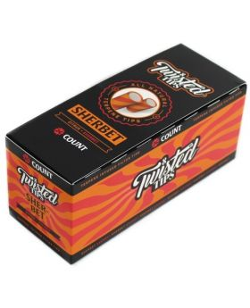 TWISTED TIPS SHERBET 24CT