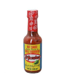 EL YUCATECO RED HOT SAUCE 4OZ