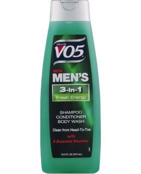 VO5 MEN 3IN1 SHA/CON/BOD FRESH