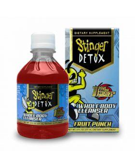 STINGER DETOX FRUIT PUNCH 8OZ