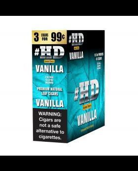 GT #HD FOIL 3F99 VANILLA 15/3PK