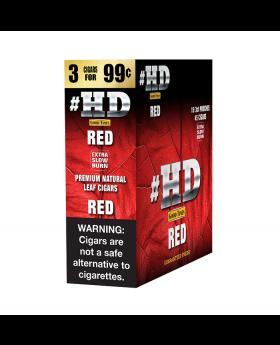 GT #HD FOIL 3F99 RED 15/3PK