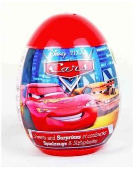 BONDY MEGA CAR'S EGGS 6 CT