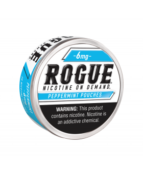 ROGUE PEPPERMINT 6MG 5CT