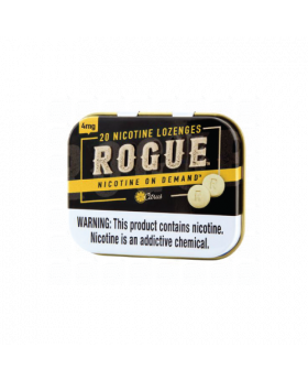 ROGUE LOZENGES CITRUS 4MG 15CT