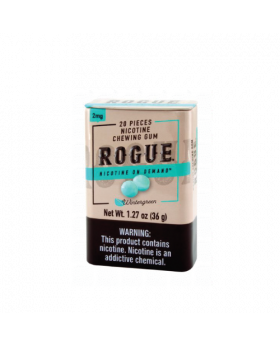 ROGUE GUM WINTERGREEN 2MG 12CT