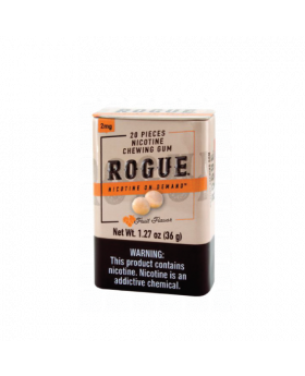 ROGUE GUM FRUIT 2MG 12CT