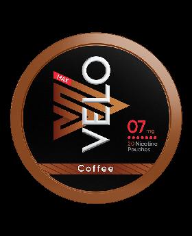 VELO COFFEE 7MG NIC 5CT