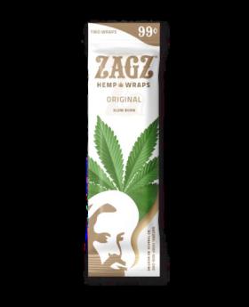 ZAGZ HEMP ORIGINAL 2F99 25/2PK