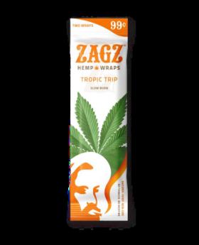 ZAGZ HEMP TROPIC 2F99 25/2PK