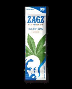 ZAGZ HEMP BLUE 2F99 25/2PK