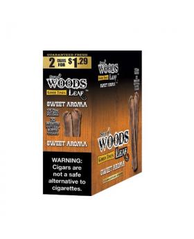 SWEET WOODS 1.29 SWEET 15/2PK
