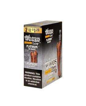 SWEET WOODS 1.29 PLATINUM 15/2PK