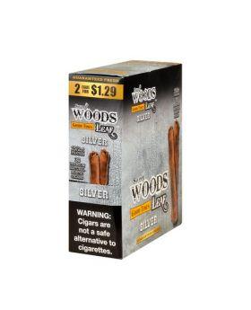 SWEET WOODS 1.29 SILVER 15/2PK