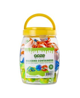 OOZE SILICONE CONTAINERS DYE 75C