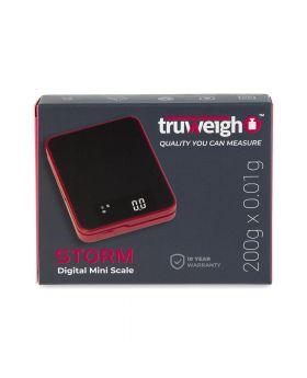 TW MINI STORM 200-01 RED 1CT