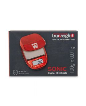 TW SONIC 100-01 RED 1CT