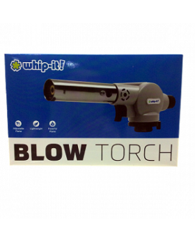 WHIP IT BLOW TORCH GRAY