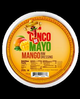 CINCO DE MAYO RIM DIP MANGO 1CT
