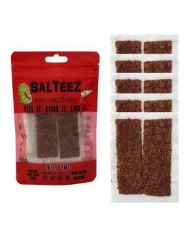 SALTEEZ SALT&LIME SALT STRIP 1CT
