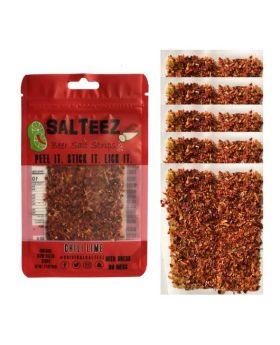 SALTEEZ CHILI LIME SALT STRIP 1C