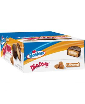 HOSTESS DING DONG CARAMEL 6CT