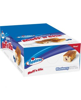 HOSTESS MUFF'N STIX BLUEBERRY 6C