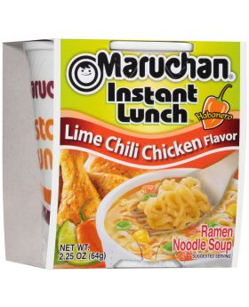 CUP NOODLE SOUP LC CHICKEN 12CT