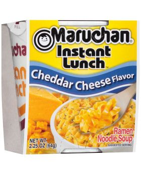 CUP NOODLE SOUP CH CHEESE 12CT
