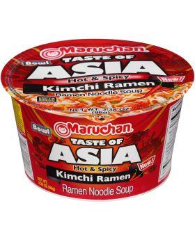 RAMEN BOWL ASIA KIMCHI 6CT
