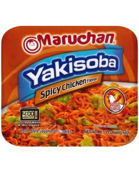 MARUCHAN YAKISOBA HOT CHICKEN 8C