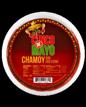 CINCO DE MAYO RIM DIP CHAMOY 12C