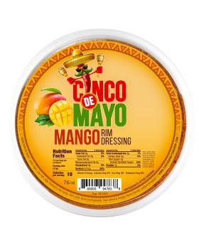 CINCO DE MAYO RIM DIP MANGO 12CT