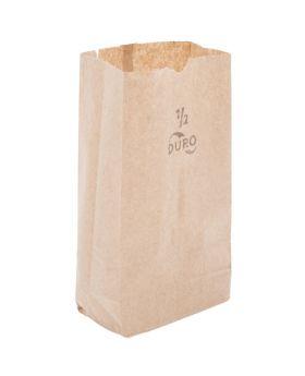 BAGS # 1/2 BROWN PAPER