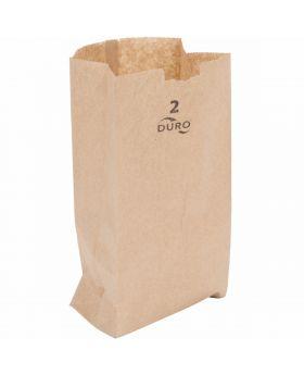 BAGS # 2 BROWN PAPER
