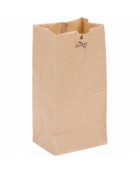 BAGS # 4 BROWN PAPER