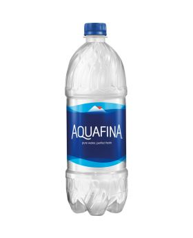 1 LTR AQUAFINA WATER 15CT