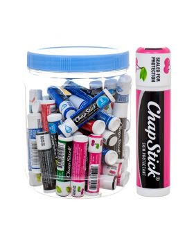 CHAPSTICK ASSORTED 24 CT