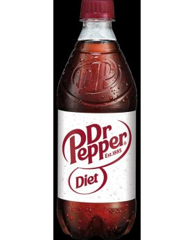20 OZz DR PEPPER DIET 24CT