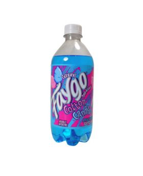 20OZ FAYGO COTTON CANDY 24CT