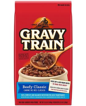 GRAVY TRAIN BEEF 3.5LB 4CT