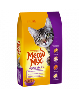MEOW MIX 18 OZ 6 CT