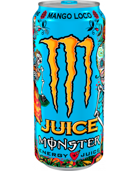 MONSTER MANGO LOCO 16 OZ 24 CT