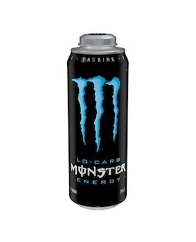 MONSTER-BLUE 24 OZ 12 CT