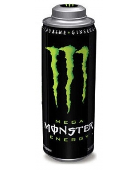 MONSTER-GREEN 24 OZ 12 CT